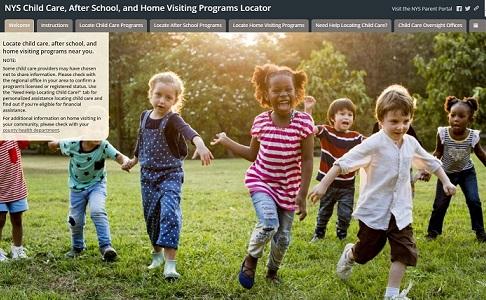 Child care locator