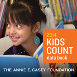 AECF 2014 KIDS COUNT Data Book Badge