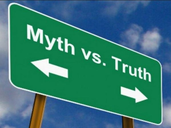myths vs. truth