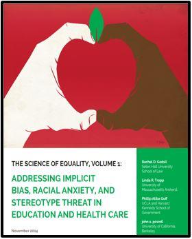 Addressing Implicit Bias in Education & Healthcare