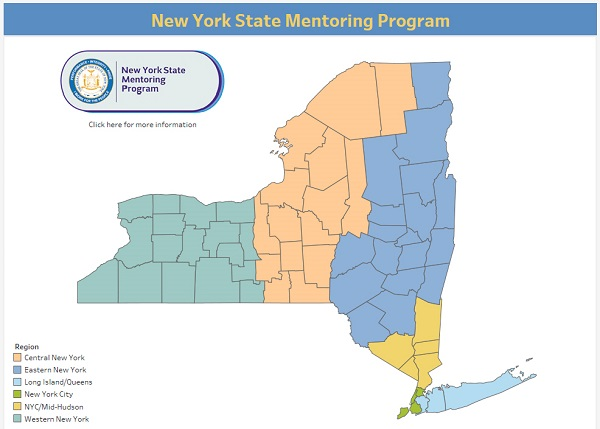 Mentoring Program Map