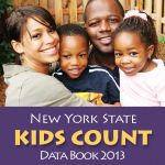 2013 Touchstones/KIDS COUNT Data Book Badge